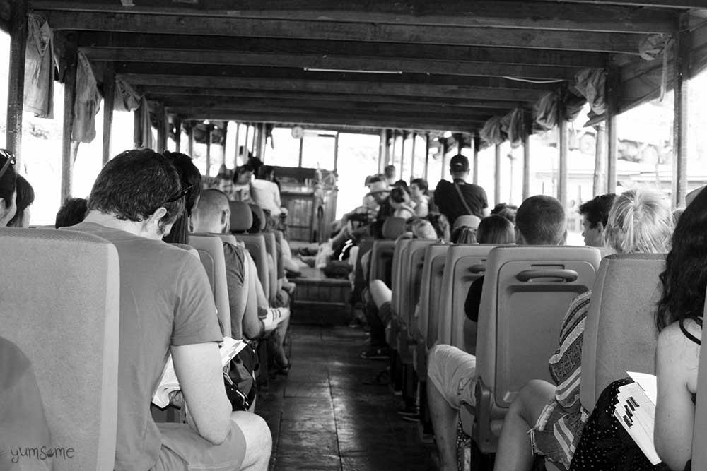 Mekong slow boat from Chiang Mai to Luang Prabang | yumsome.com