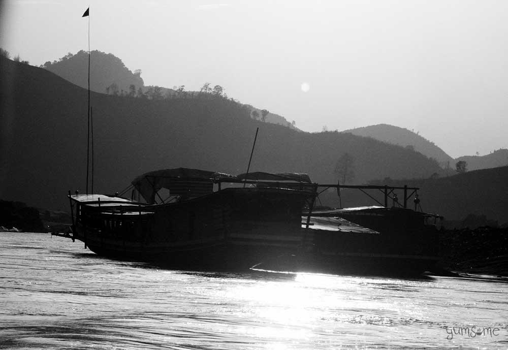 Pak Beng sunset | yumsome.com