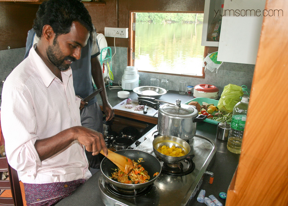 indian chef