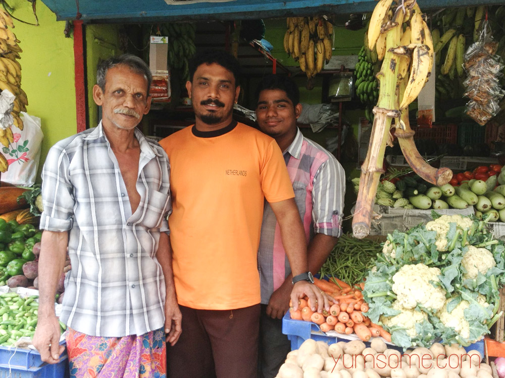 Greengrocers in Fort Kochi | yumsome.com