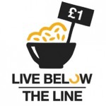 UNICEF Live Below The Line: Day 1 Food