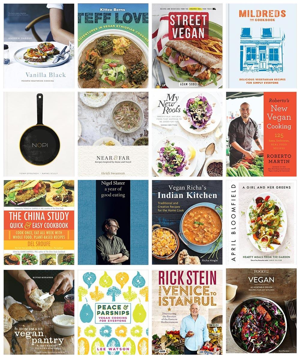 16 Last-Minute Cookbook Christmas Gifts