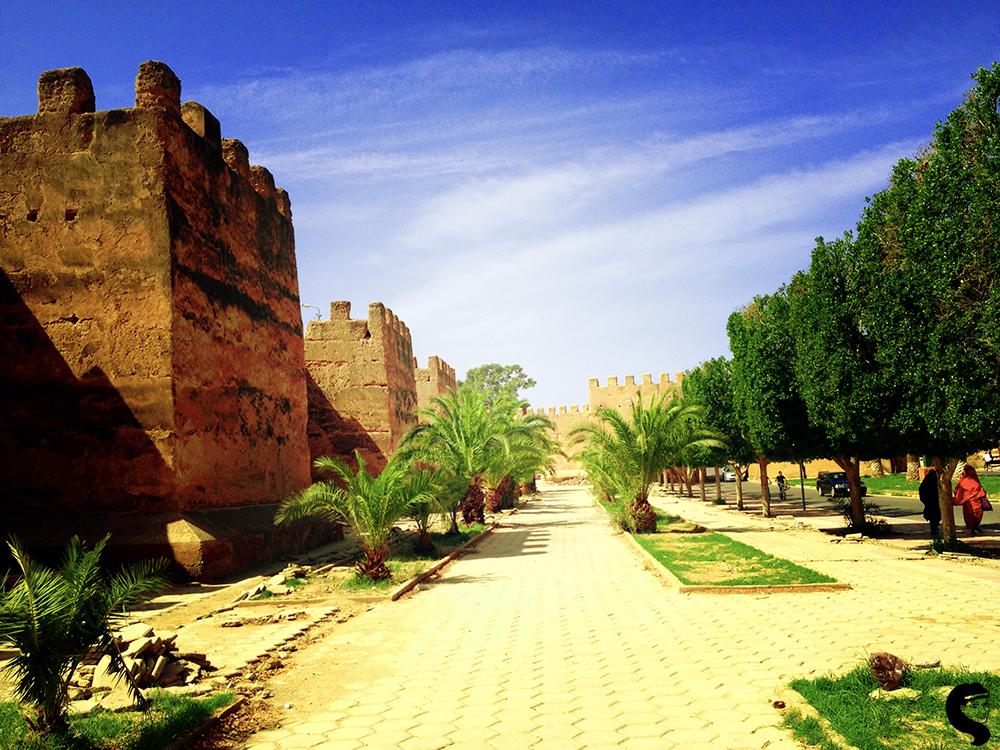 Bab el Kasbah in Taroudant | yumsome.com