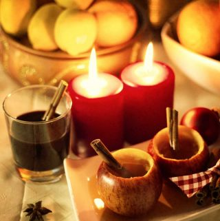 Traditional Christmas favourites across Europe, mulled wine and cider make winter so worthwhile! | yumsome.com