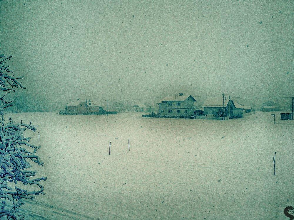 Zgornji Kašelj snow