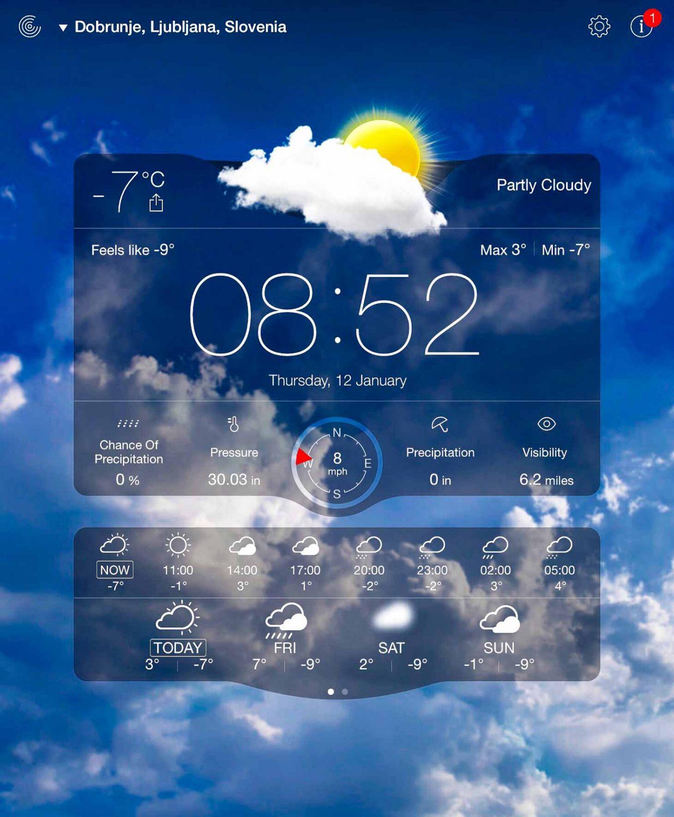 Kašelj weather | yumsome.com