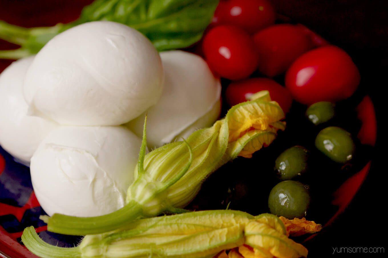 Vegan mozzarella | yumsome.com