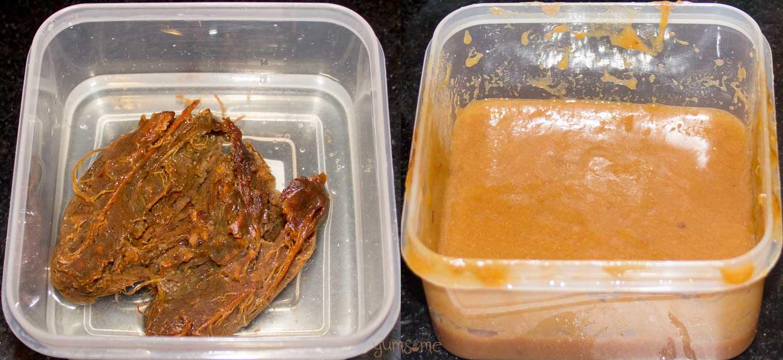 home-made tamarind sauce | yumsome.com