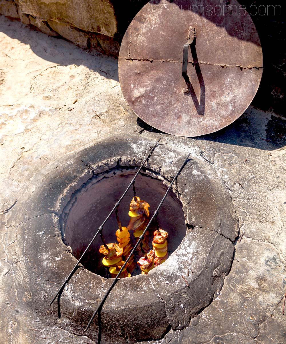 tandoor in India | 2016 yumsome.com