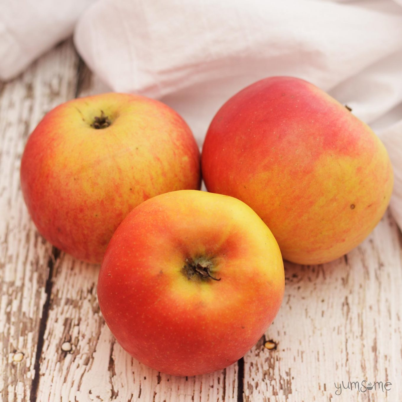 apples from Slovenia | yumsome.com