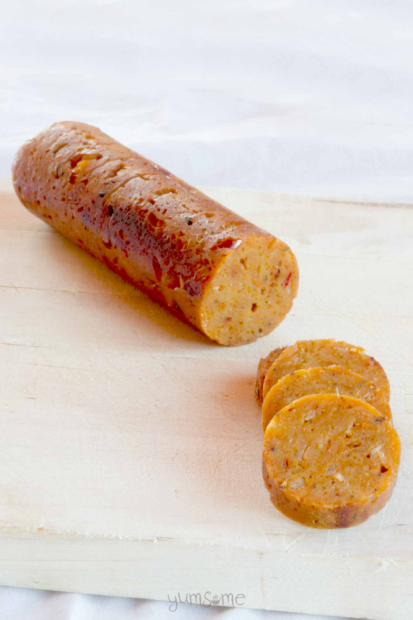 The World's Best Vegan Sausages
