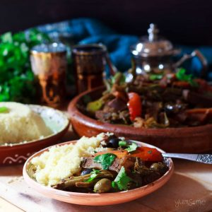 Moroccan vegetable tagine a dish of moroccan vegetable tagine yumsome forumfinder Choice Image