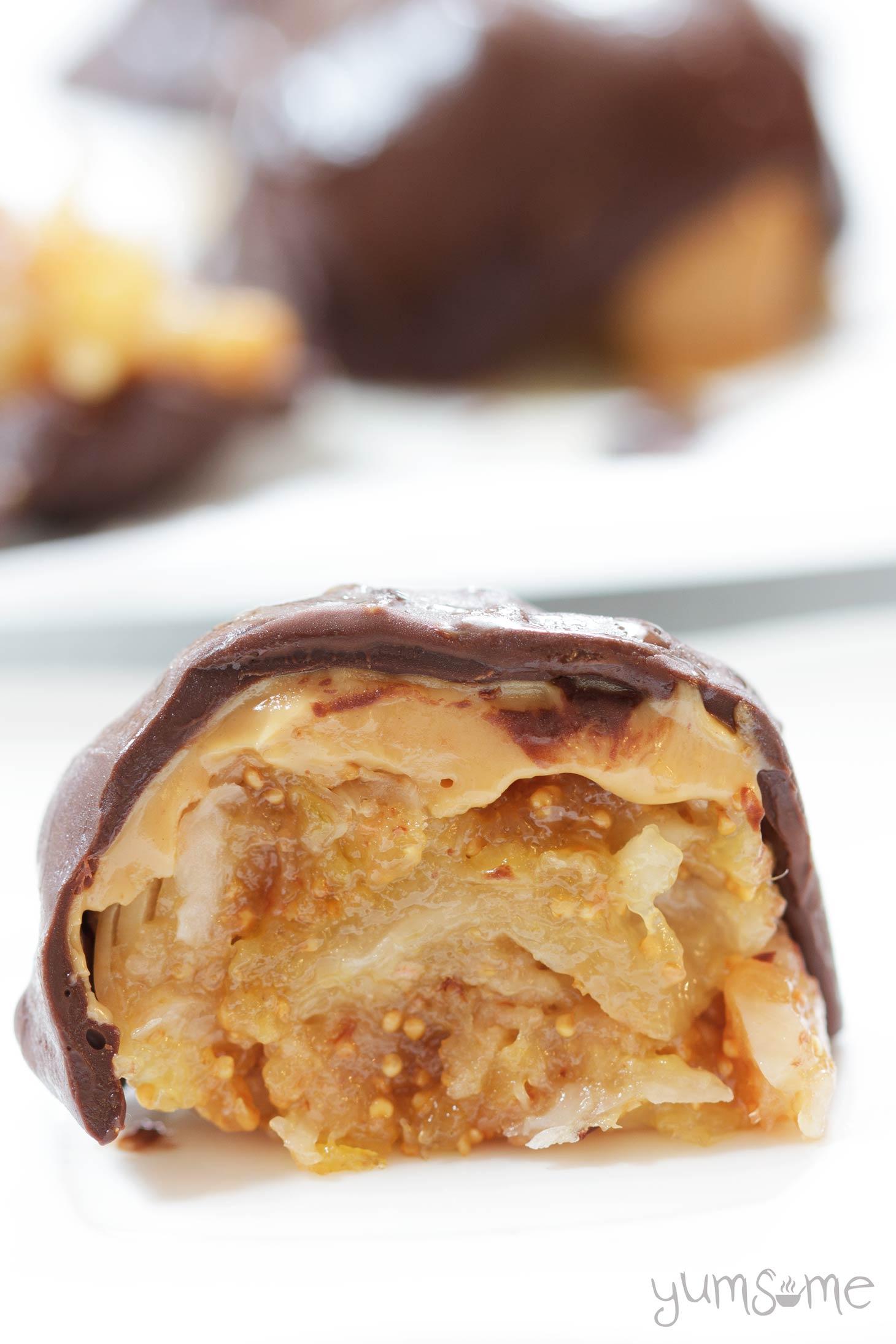 Simple Chocolate Gluten Free Doves Cake