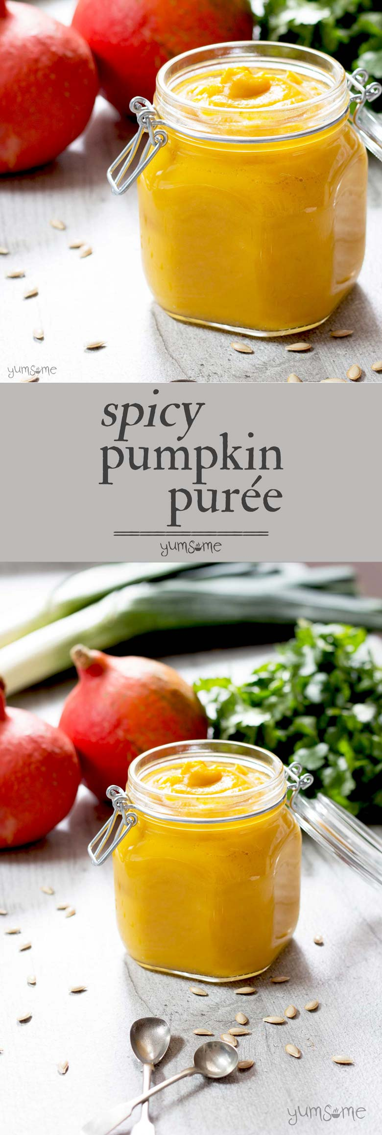 how to prepare pumpkin puree