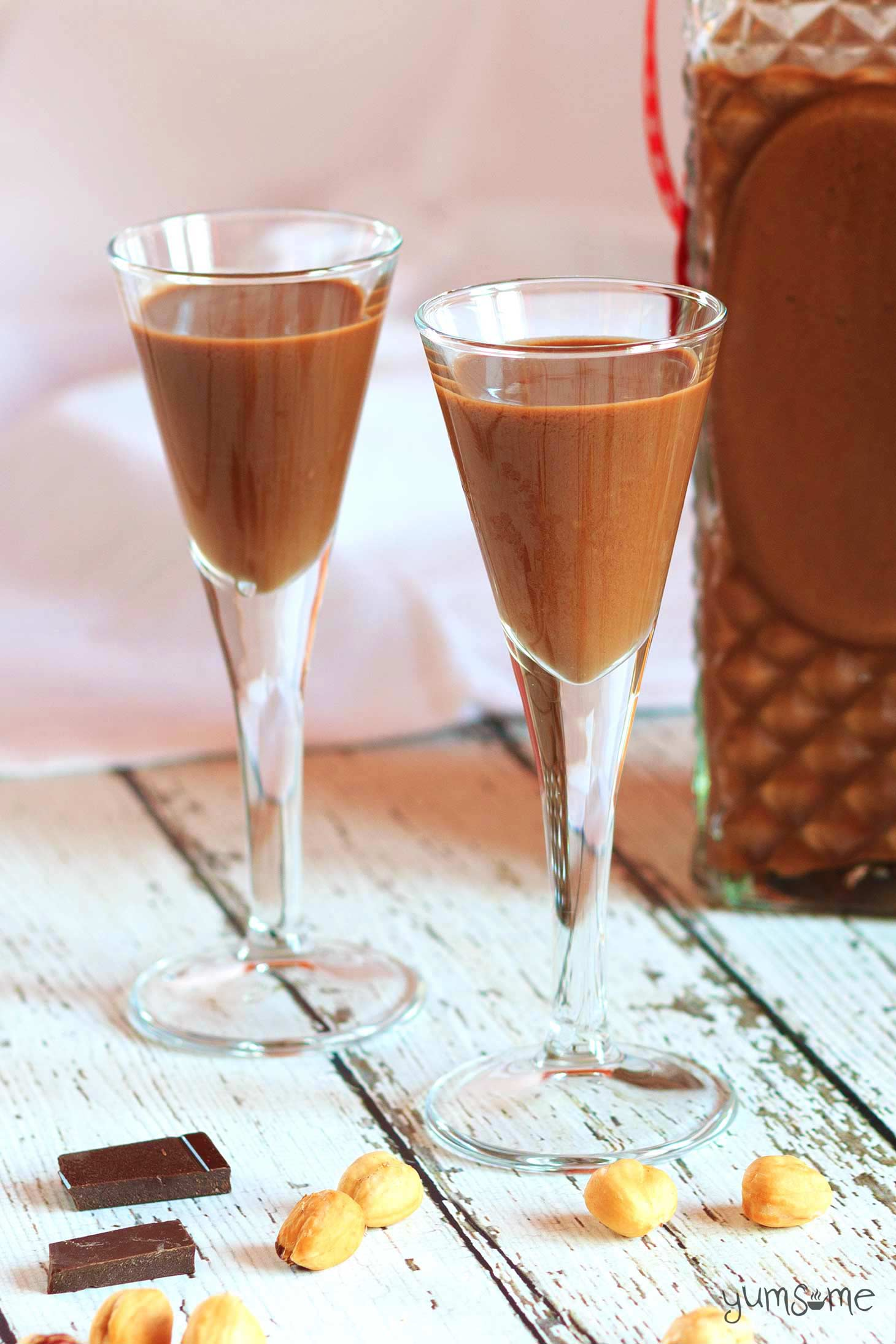 Vegan Nutella Cream Liqueur