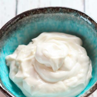 Love vegan mayo? You'll love my simple, creamy, delicious. tofu-free veganaise! | yumsome.com