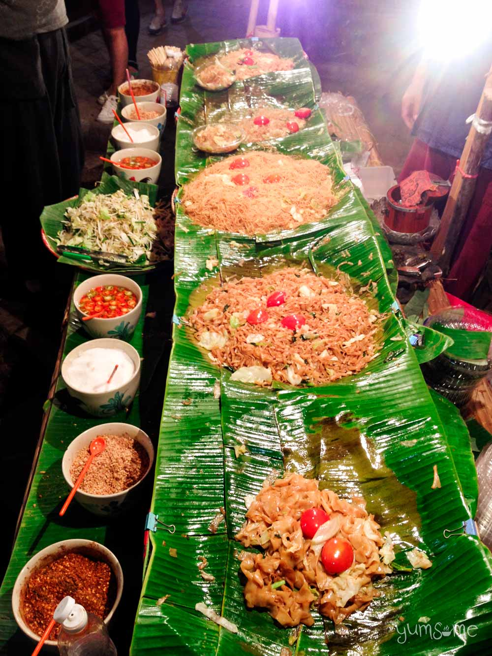 Thai street food in Chiang Mai | yumsome.com