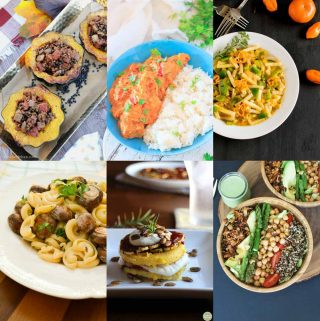 10 Amazing Vegan Mains for Easter | yumsome.com