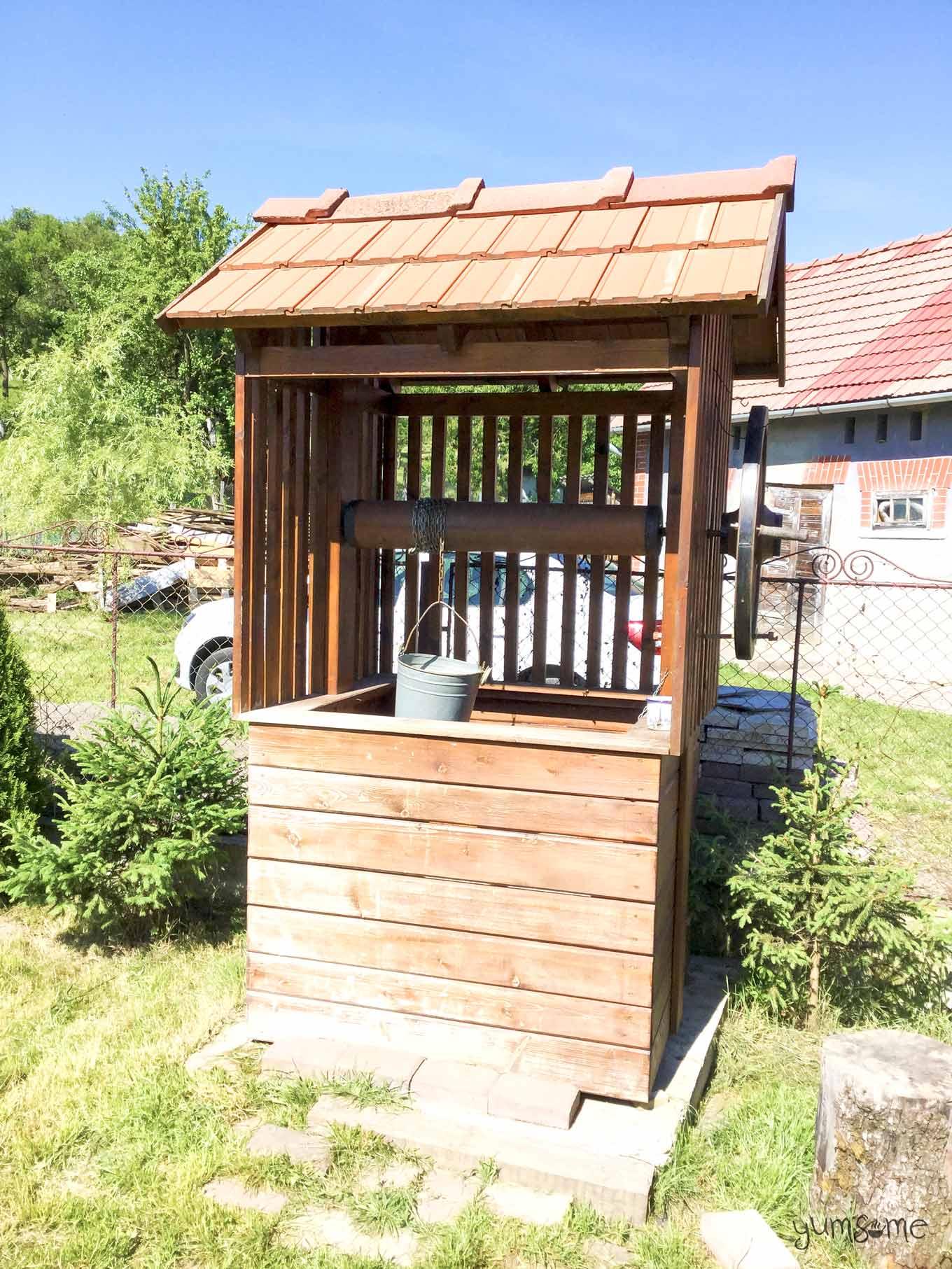 Baita's communal well | yumsome.com
