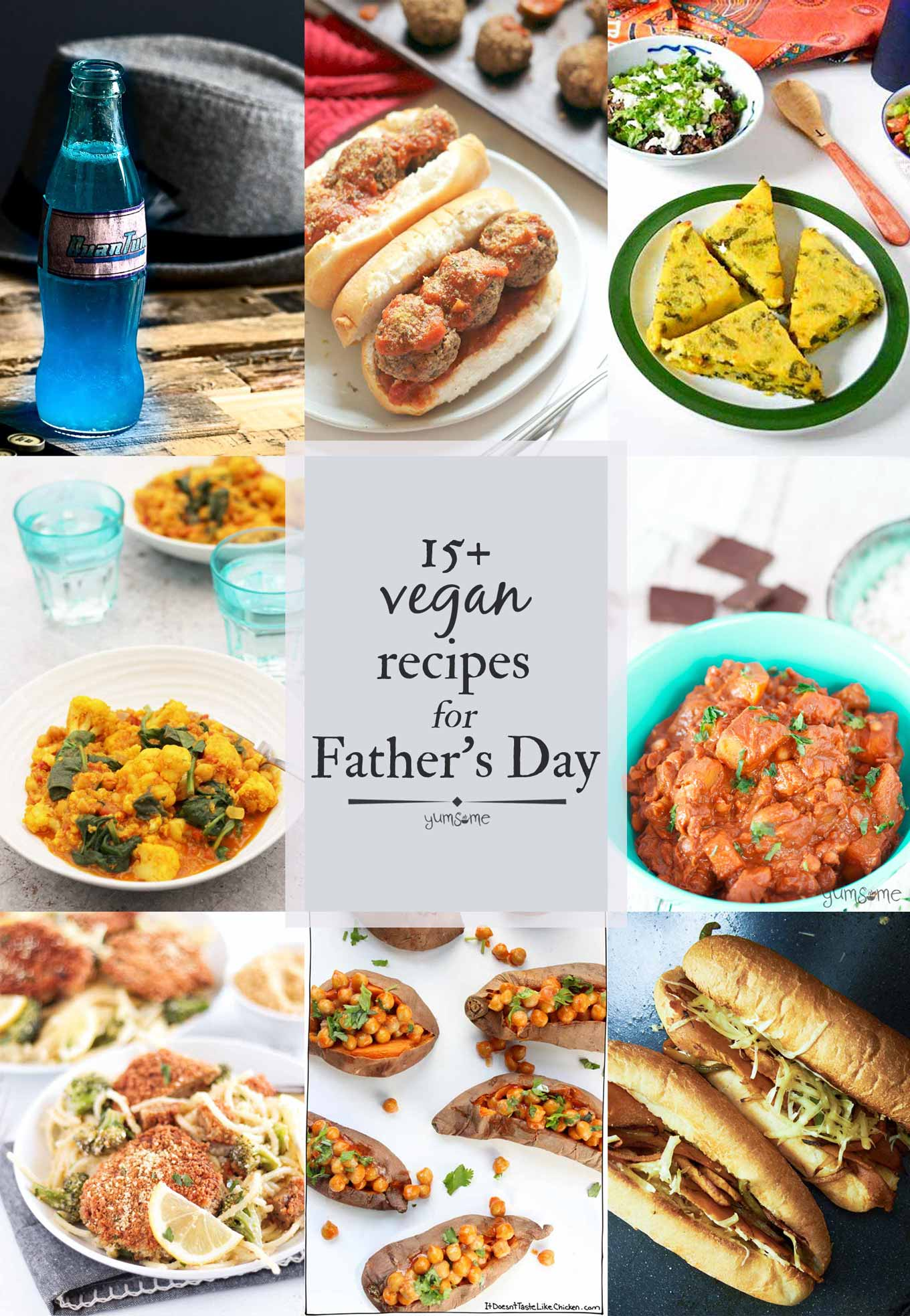 15 manly mouth watering vegan recipes for fathers day 15 manly mouth watering vegan recipes for fathers day yumsome forumfinder Images