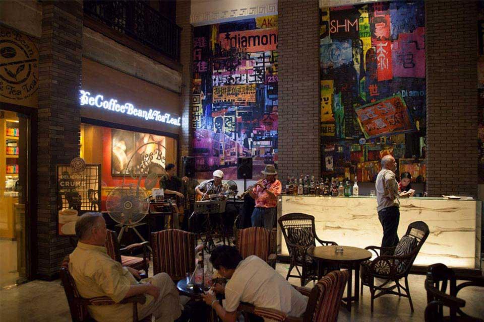 Jazz at Shanghai Terrace