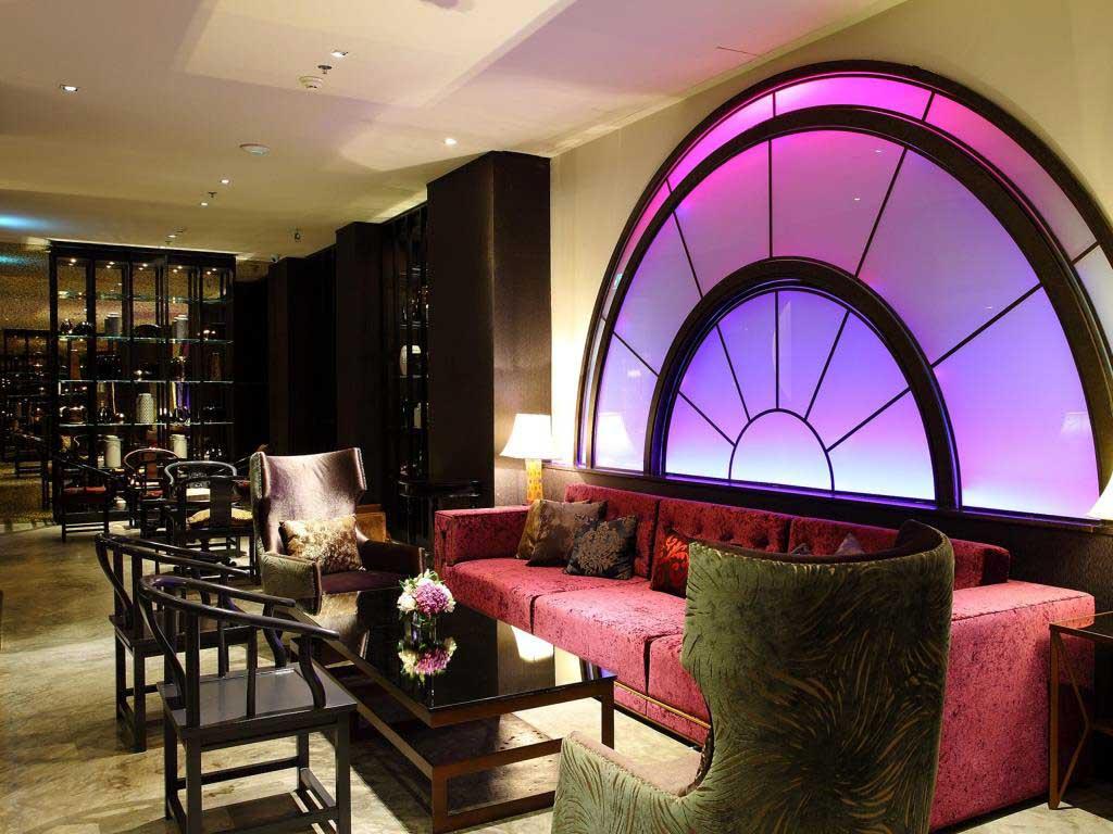Shanghai Mansion lounge