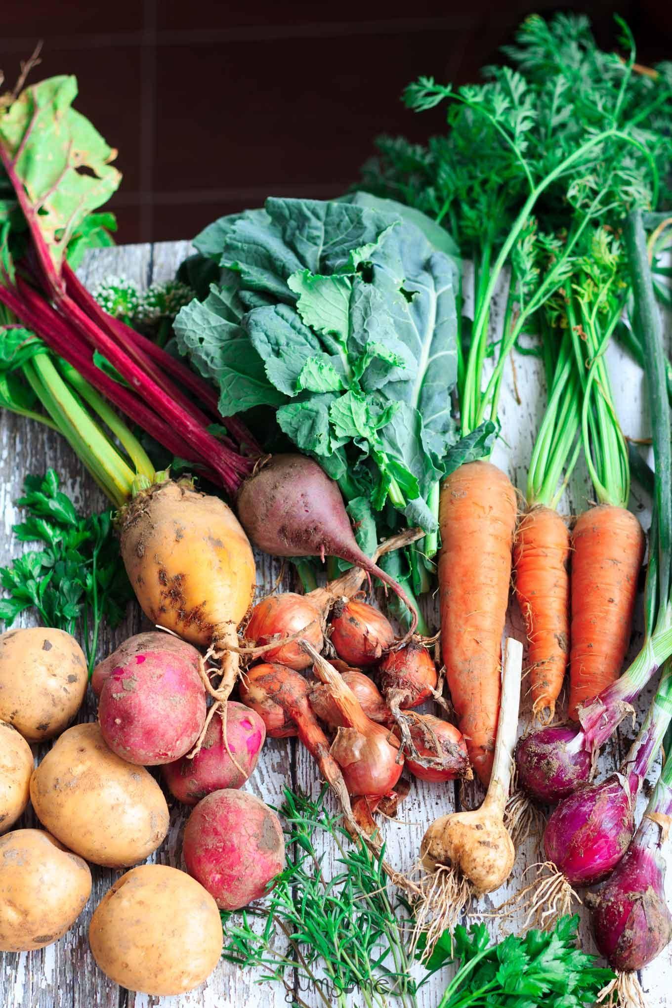 garden vegetables | yumsome.com