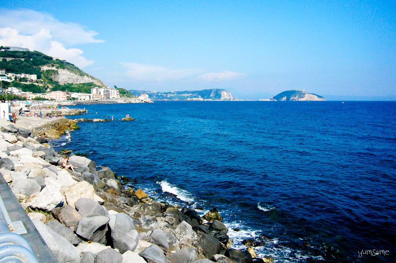 Pozzuoli beach | | yumsome.com