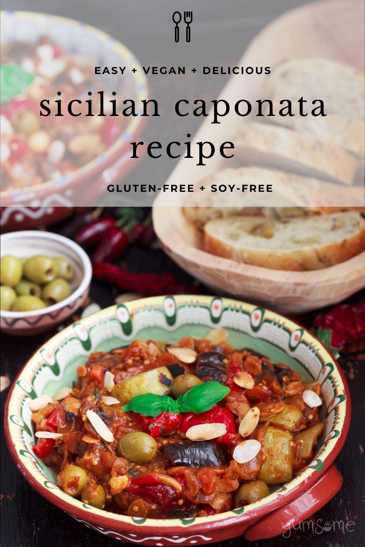 How To Make Sicilian Caponata
