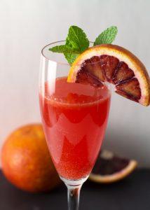 blood orange campari cocktail