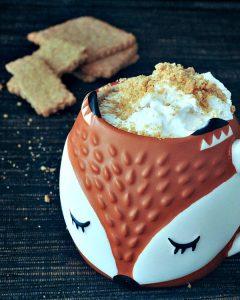 toasty graham coffee latte
