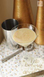 eggnog latte martini