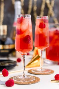 new year's eve champagne punch