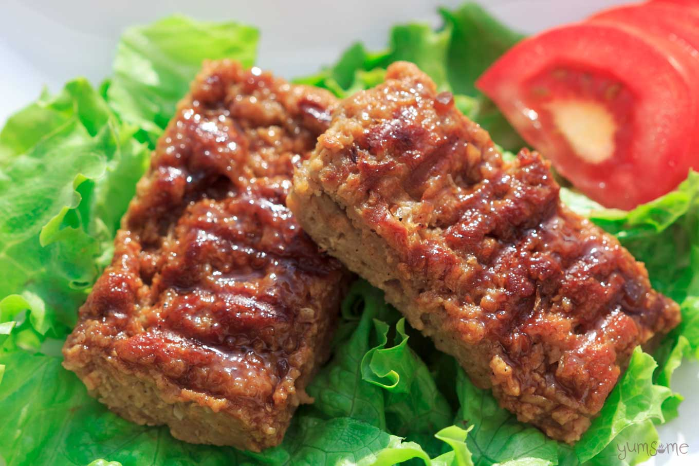 Meaty Bbq Seitan Ribs Yumsome