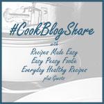 Cook Blog Share logo.